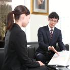 STEP4 弁護士との無料面談